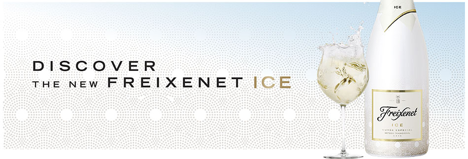 Discover the new Freixenet ice
